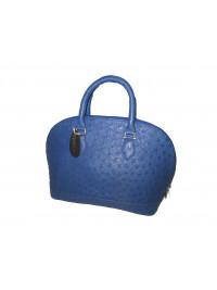 Sophia Ostrich Blue